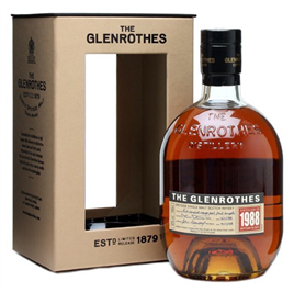 Glenrothes Scotch Single Malt 1988